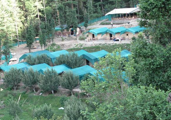 Camp Nature Mashobra