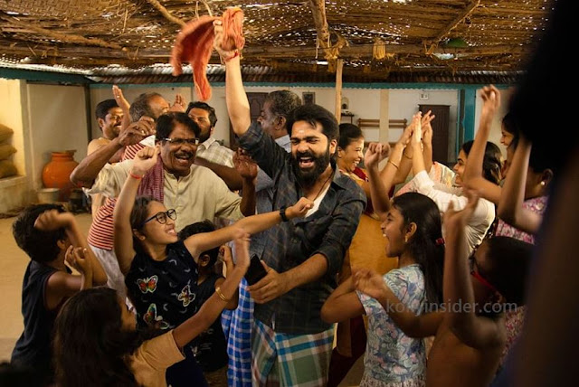 Check out Slim & Trim Simbu in 'Eeswaran' Movie Stills [Pics]