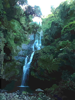 Cachoeira Remanso, Parque das 8 Cachoeiras, São Francisco Paula