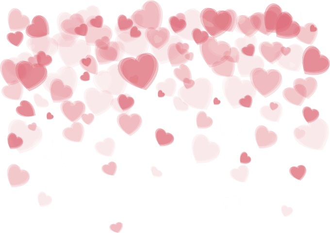 Heart Wedding Love Background free png by pngkh.com