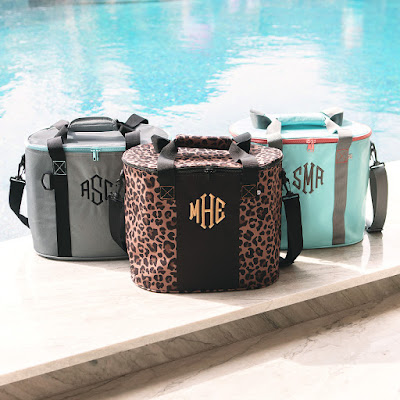 Personalized Large Cooler from Marleylilly.com