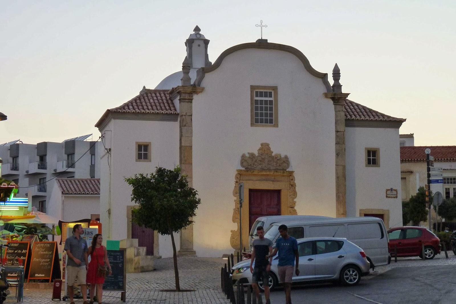 Ermita de Sao Sebastiao, Albufeira.