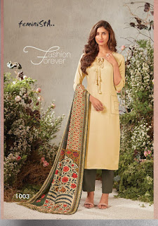 Feminista Sappire salwar Kameez Collection