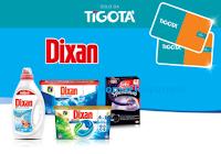 Tenta la fortuna con Dixan e vinci 1300 Card Tigotà da 25 euro