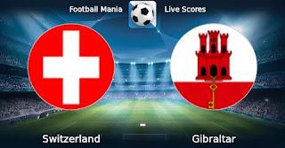 Швейцария – Гибралтар смотреть онлайн бесплатно 8 сентября 2019 прямая трансляция в 19:00 МСК.