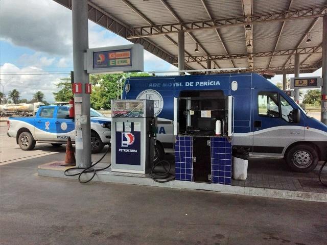 Postos de combustíveis são fiscalizados em Feira de Santana