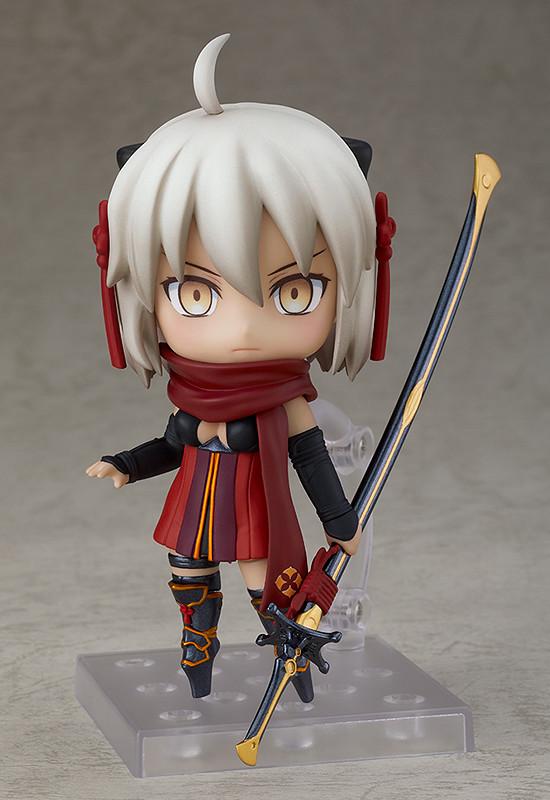 Figuras: Nendoroid Okita Souji (Alter) de Fate/Grand Order, Good Smile Company