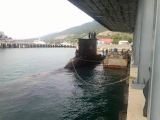 Dermaga Kapal Selam