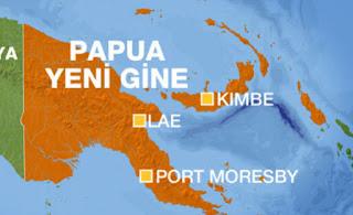 Papua Yeni Gine'de Konuşulan Diller
