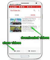 cara berbagi video di youtube go-semutsujud