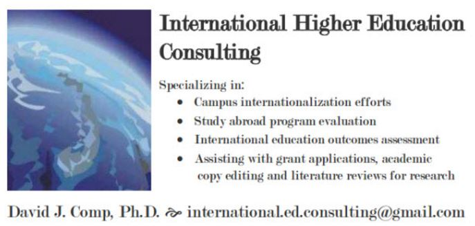 Need an International Education Project Completed?
