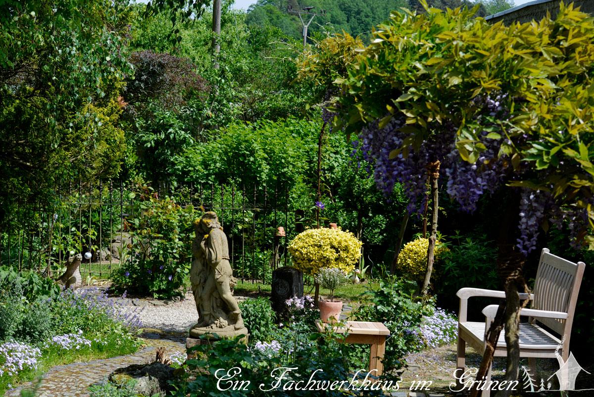 Gartentraum, Räume im Garten, Gartenblog