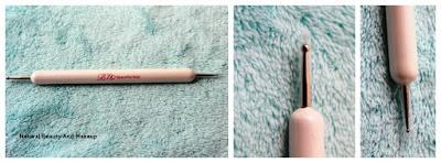 BN Luminous Change White Dot Art Pen