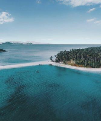 Pesona pulau mahitam