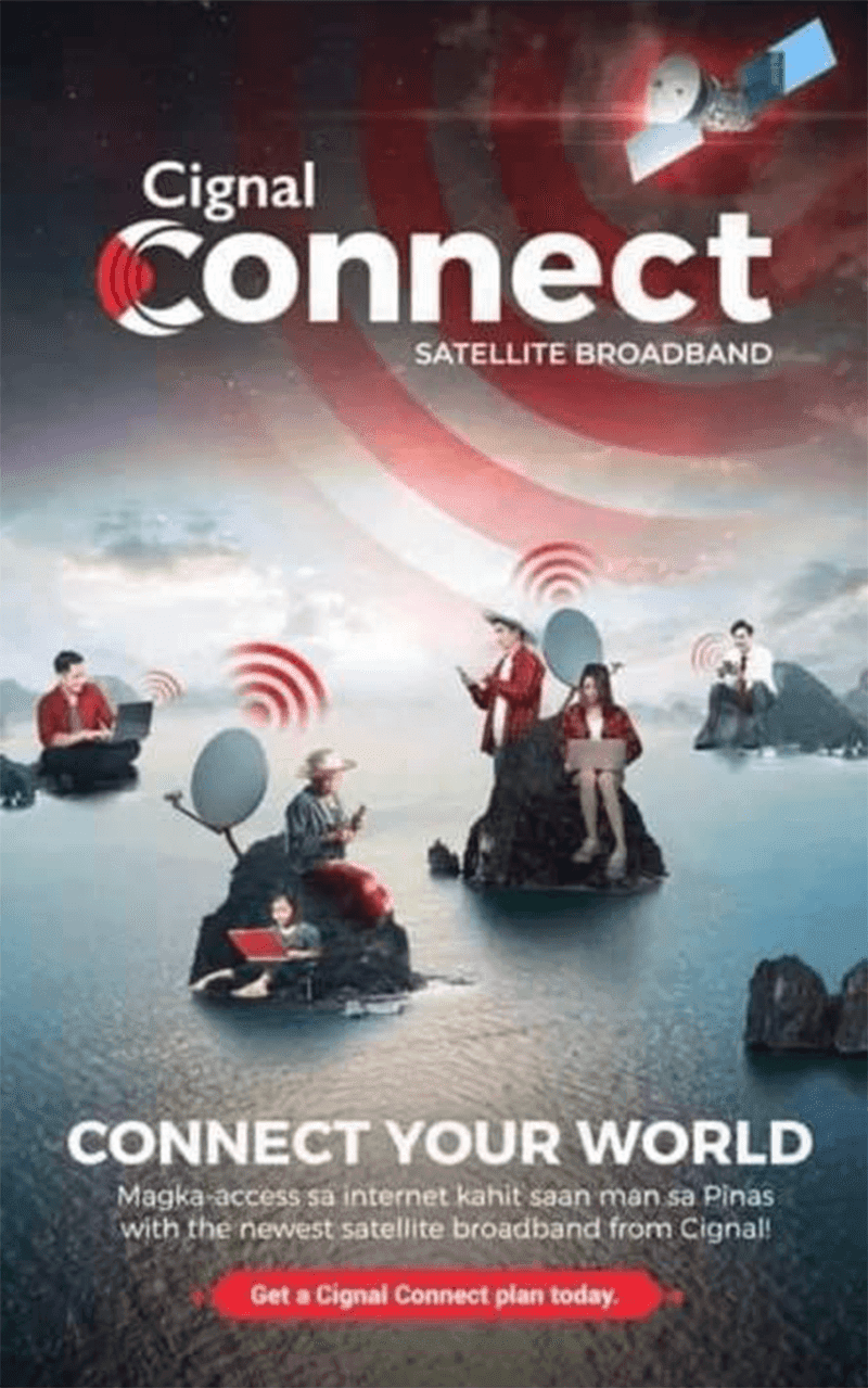 Allegedly, it will be called Cignal Connect