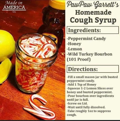 Home Remedies - Homemade Cough Syrup Cough%2Bsyrup%2Brecipe