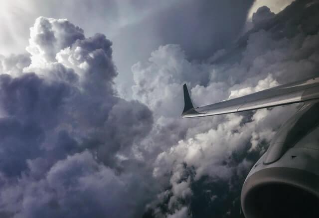 المطبات الهوائية ,الطائرات,الرياح الشديد,الرياح الشديدة والطائرات,الطائرة,مطب هوائي