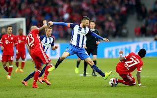 Герта – Бавария 28/09 прямая трансляция онлайн в 21:30 мск.