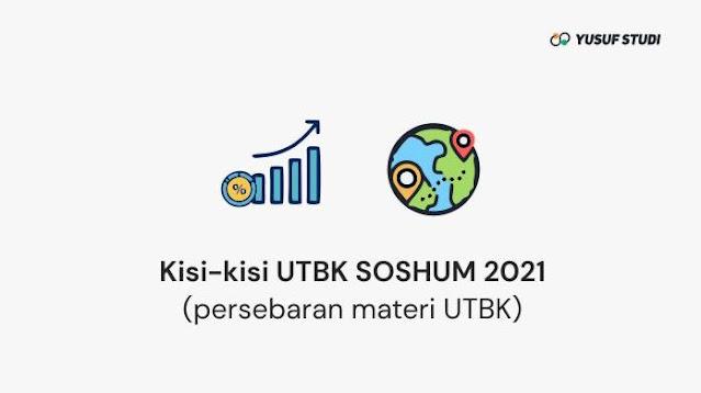 kisi kisi UTBK Soshum 2021 ekonomi sejarah sosiologi dan geografi