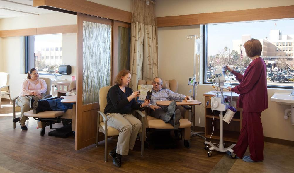 Cancer Infusion Therapy