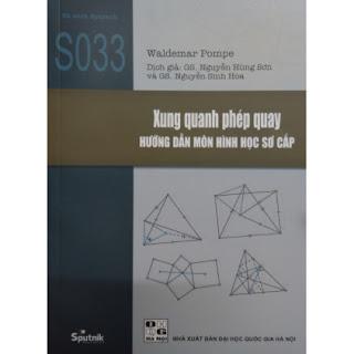 Xung Quanh Phép Quay - Hướng Dẫn Môn Hình Học Sơ Cấp (Tái Bản) ebook PDF EPUB AWZ3 PRC MOBI