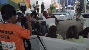 Repórter Mirim Reinaldo Rodrigues