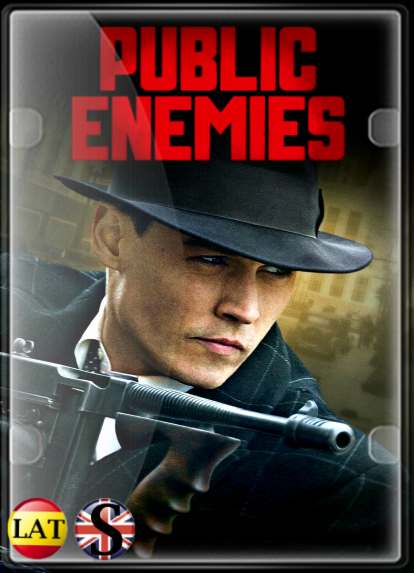 Enemigos Públicos (2009) HD 1080P LATINO/INGLES