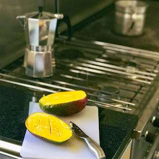 How to Cut a Up Mango