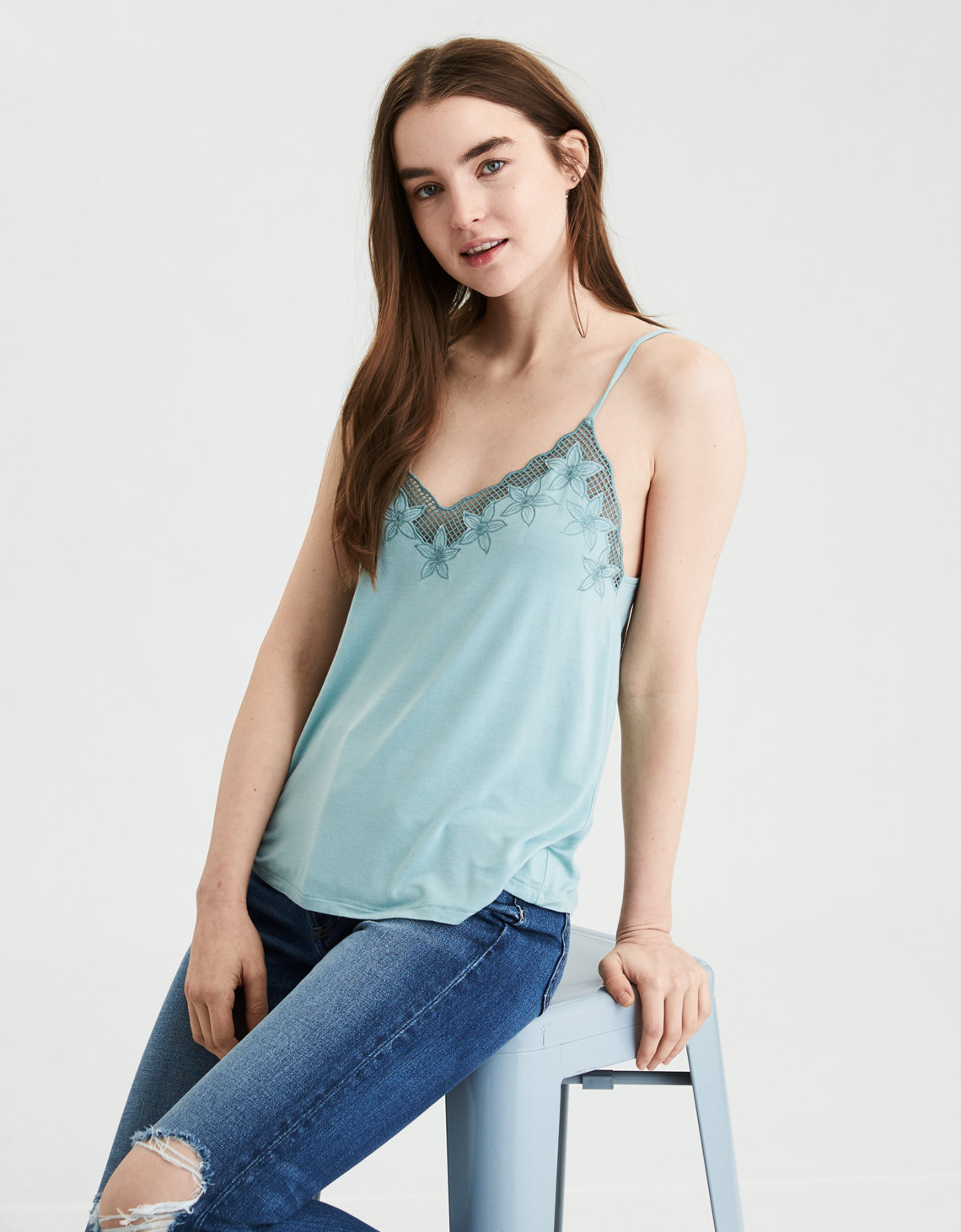 Two promos to shop today and 15 outfit ideas featuring American Eagle Outfitters, Aerie and Old Navy :: Effortlessly with Roxy
