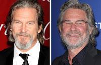 Jeff Bridges e Kurt Russell