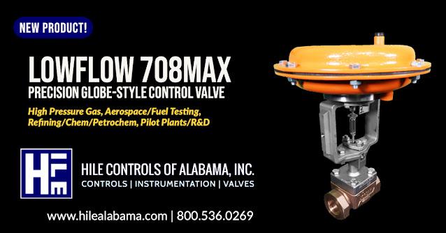 LowFlow MK708MAX Control Valve