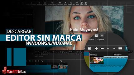 Editor de Video Gratis para PC Sin Marca de Agua Windows y Mac 2020