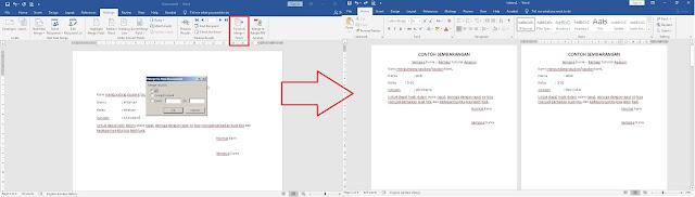 6 Langkah Cara Membuat Mail Merge