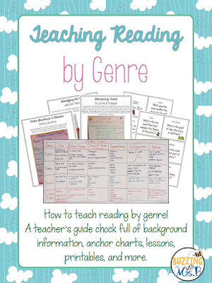 https://www.teacherspayteachers.com/Product/Teaching-Reading-by-Genre-A-Teachers-Guide-Materials-1927458