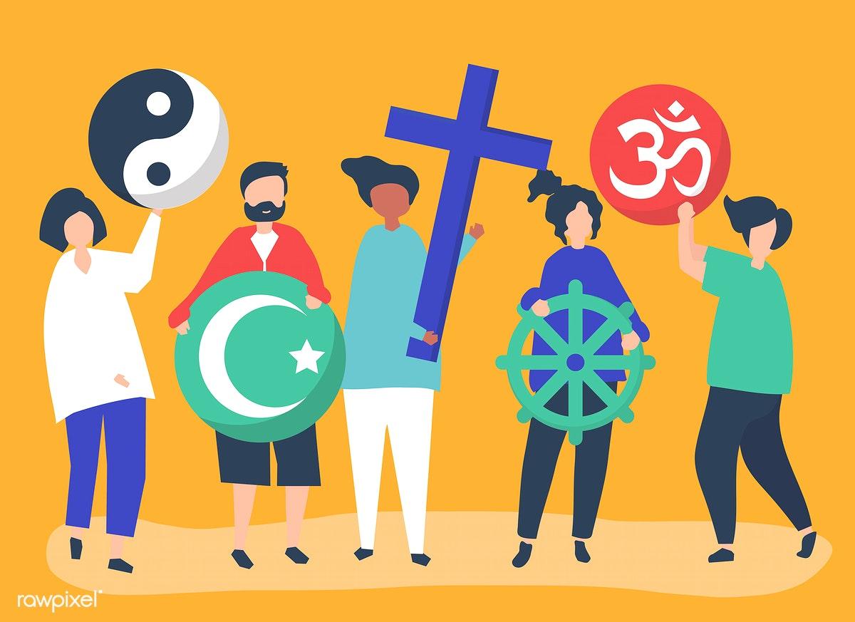 Sejak Kecil Hingga Usia 23 Tahun Aku Diajarkan Membenci Agama Lain