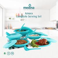 Dusdusan Amara Complete Serving Set (Set of 5) ANDHIMIND