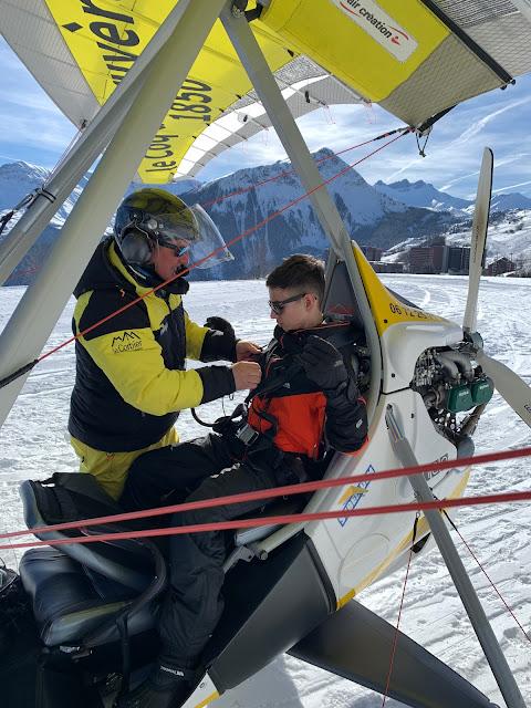 séjour au ski, le corbier, les sybelles, les petites bulles de ma vie