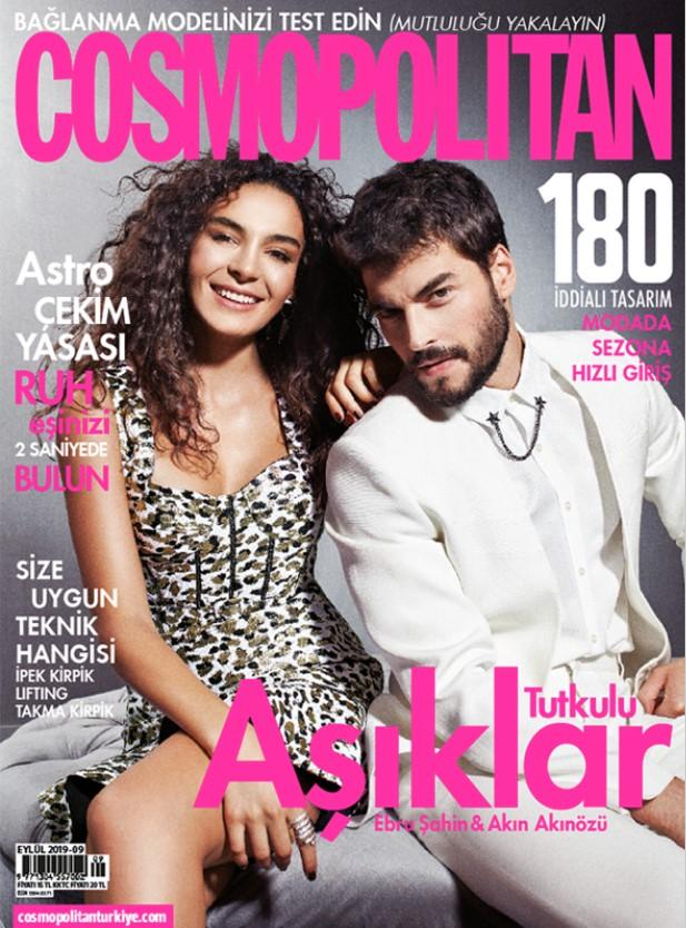 Cosmopolitan Eylül 2019 Dergi indir