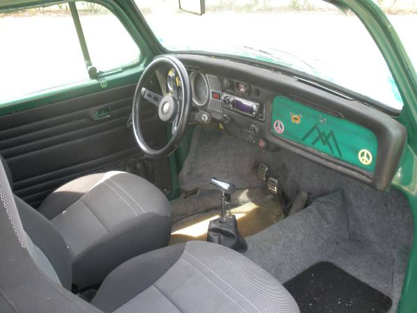 Used 1975 Vw Baja Bug By Owner