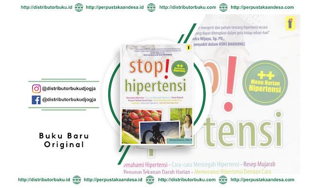Stop! Hipertensi