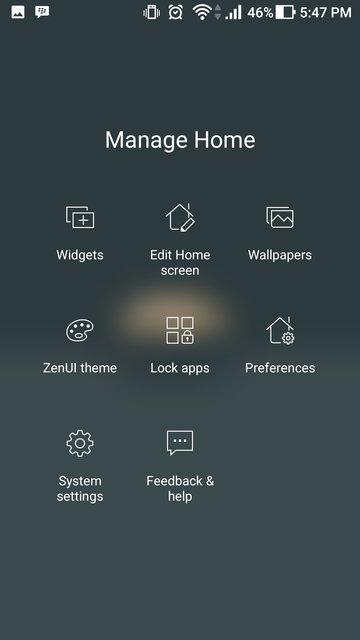 Unduh ZenUI Launcher 4.0
