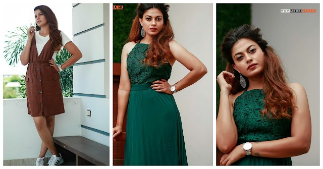 Anusree Hot Photoshoot Stills