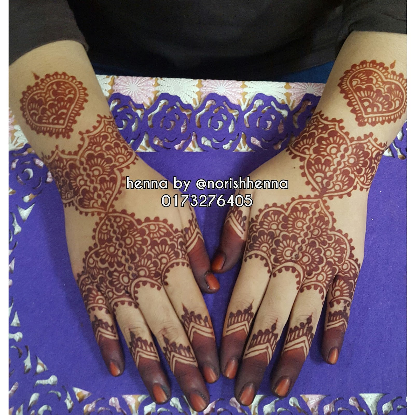 YOUR MALAYSIAN ONE STOP HENNA CENTER HARGA INAI 2016