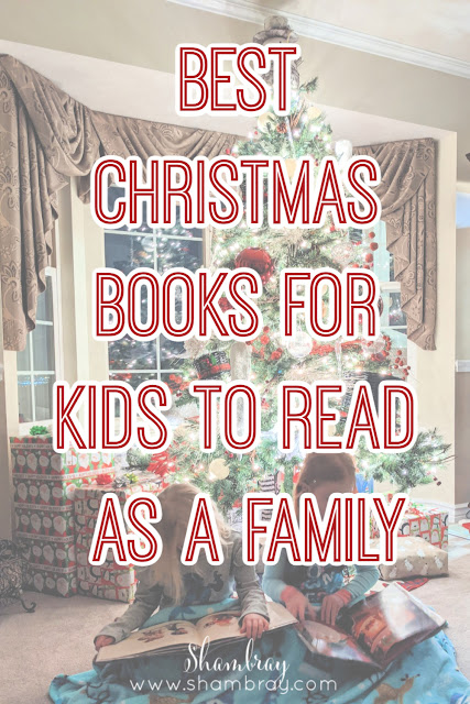 Best Christmas Books for Kids to Read as a Family