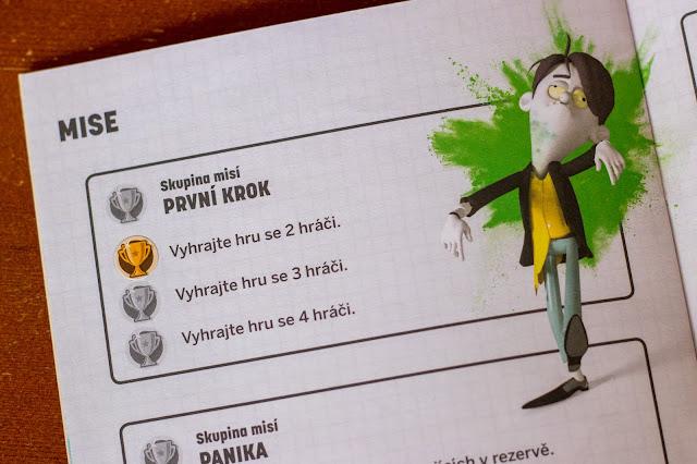 recenze hry Zombie Kidz Evoluce