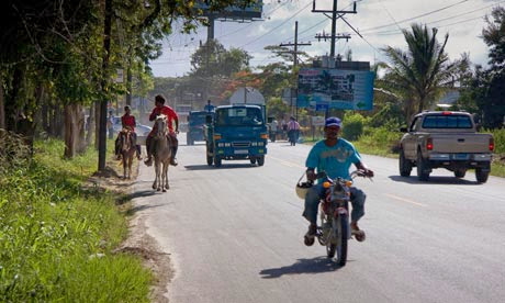 Jalan di Dominika