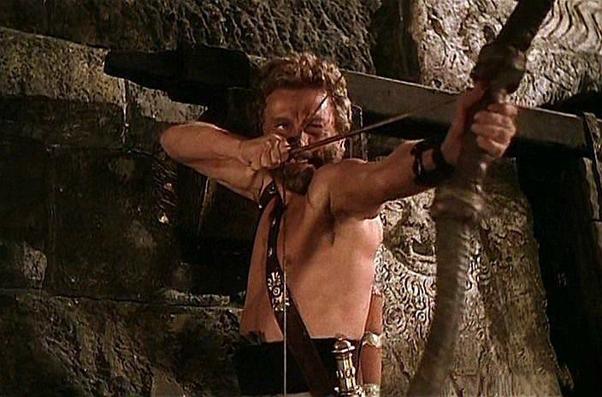 Оружие Троянской войны. Лук и стрелы (часть шестая)