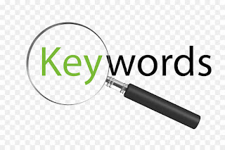 What is keywords?