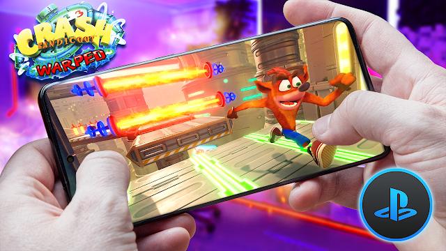 Crash Bandicoot 3 Para Teléfonos Android (ROM PS1)