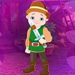 Games4King - G4K Intrepid Boy Escape